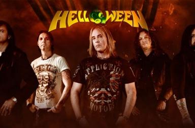 Концерт Helloween у Києві