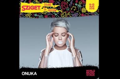 ONUKA виступить на Sziget 2018