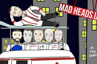 MAD HEADS UA